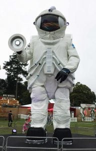 Space, Camp Bestival style
