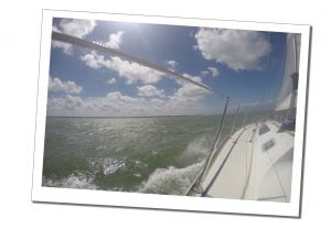 Competent Crew Course, The Solent, UK, Learning to Sail