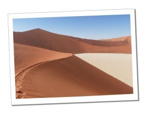 Namib Naukluft Park, home of the picturesque Namibian sand dunes