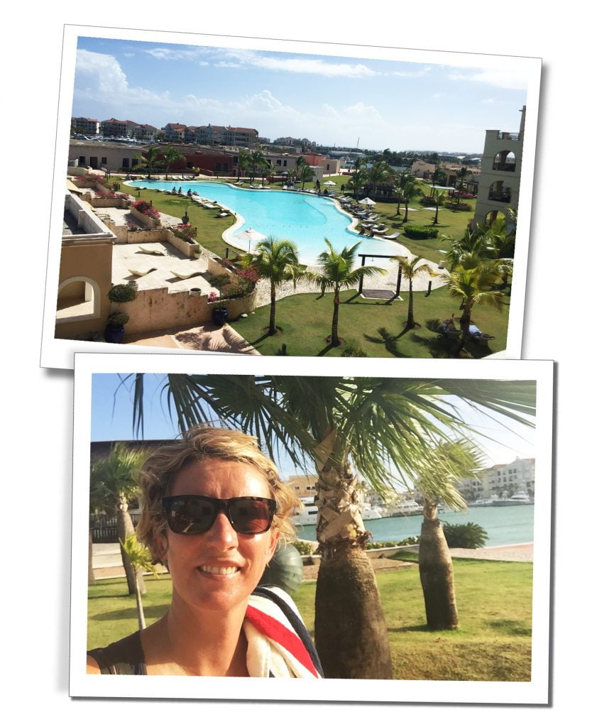 SueWhereWhyWhat at Cap Cana, Dominican Republic. The options were expensive until I searched Airbnb & discovered a beautiful apartment, in the AlSol Luxury Village