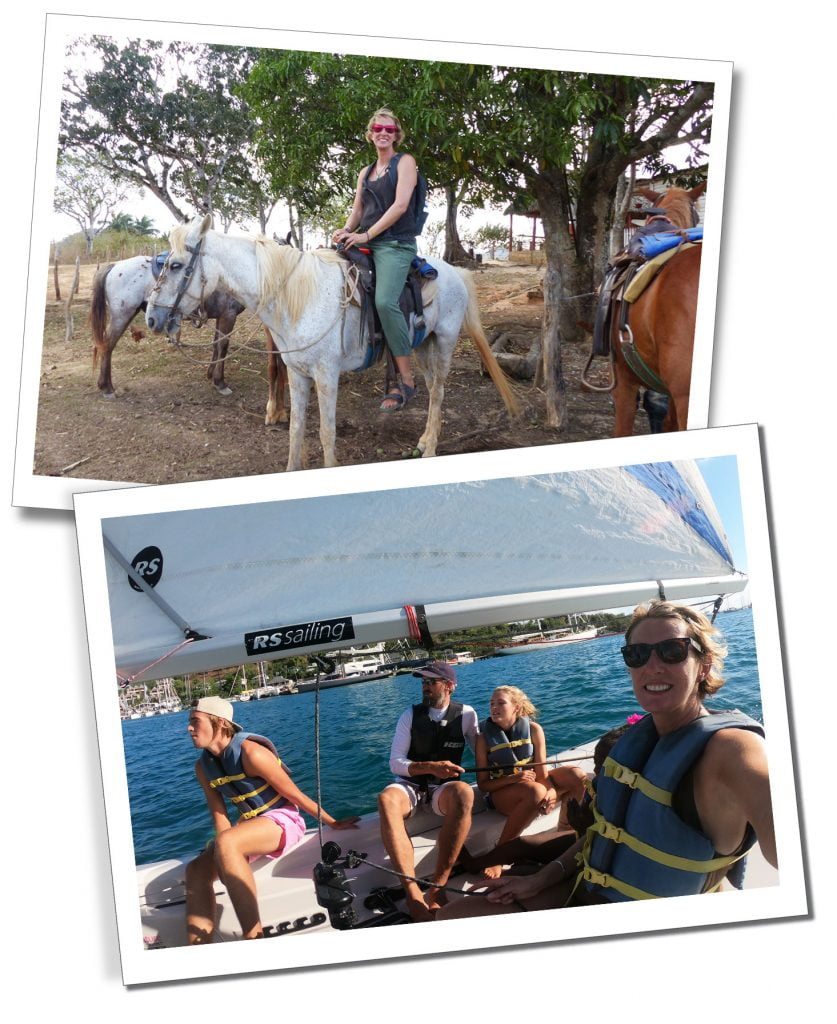 SueWhereWhyWhat Horse Riding & Sailing in the Caribbean, 5-month-self-tour-of-the-caribbean