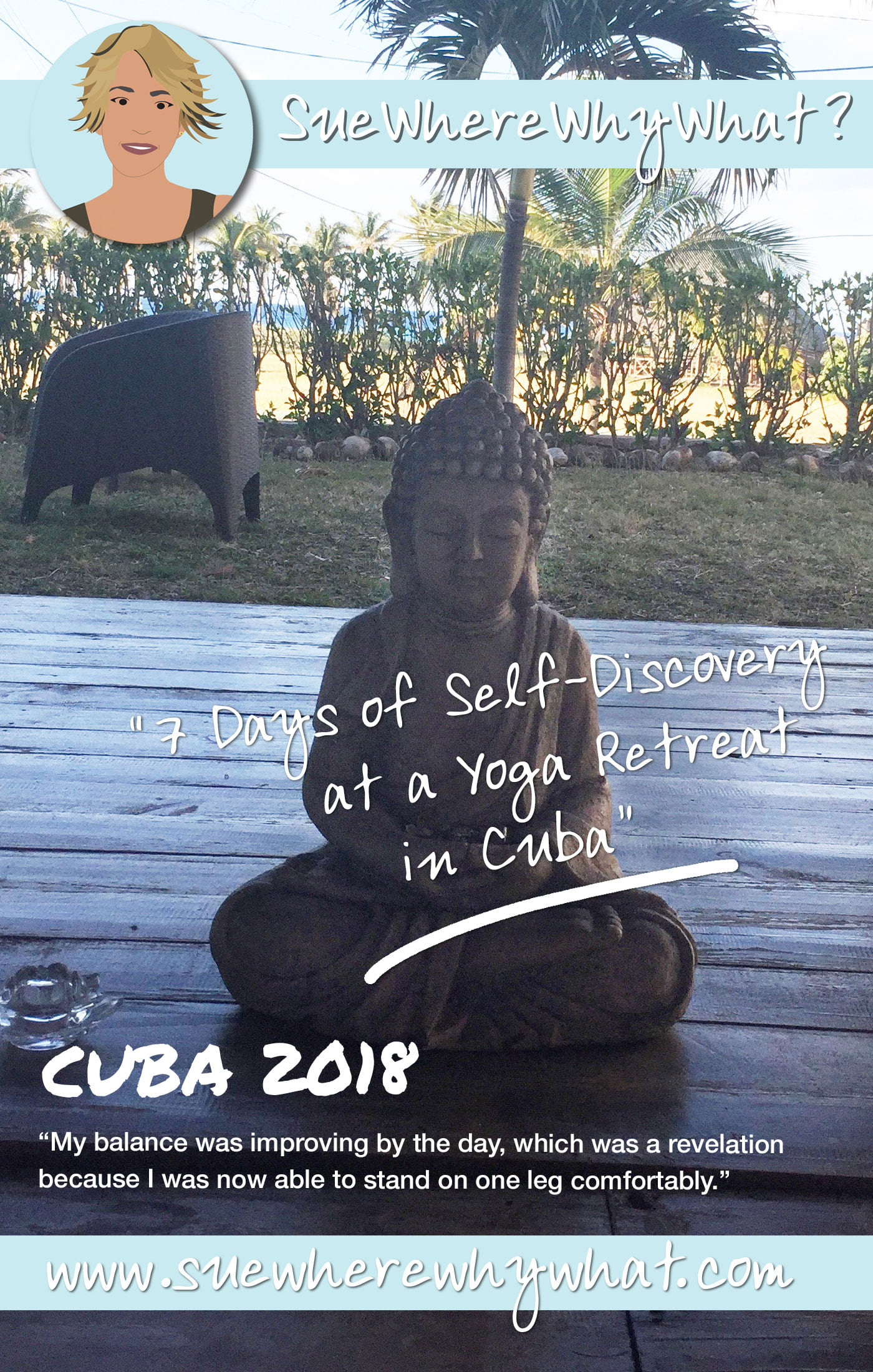 7 Days of Self-Discovery at a Yoga Retreat in Cuba