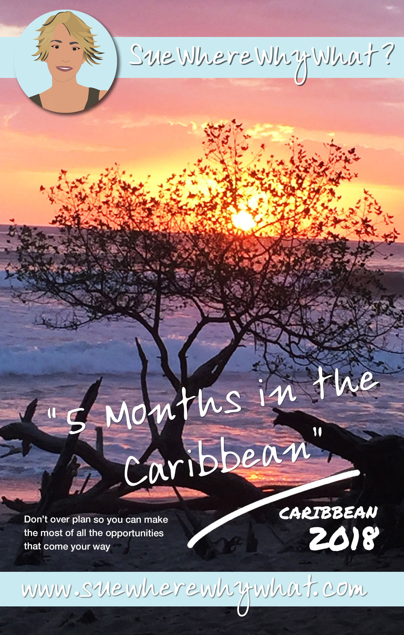 5 Month Self Tour of The Caribbean