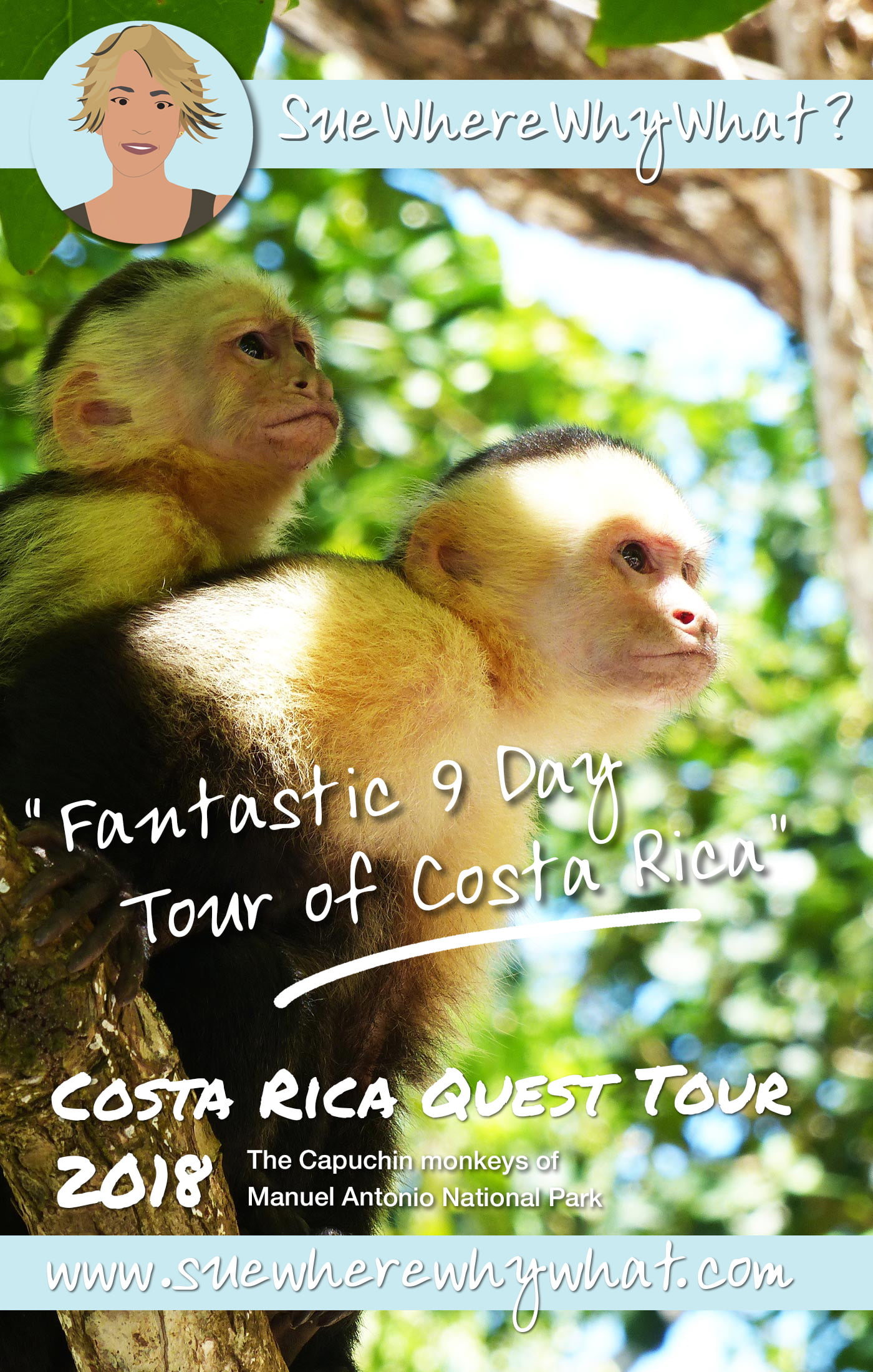 Fantastic 9 Day Tour of Costa Rica