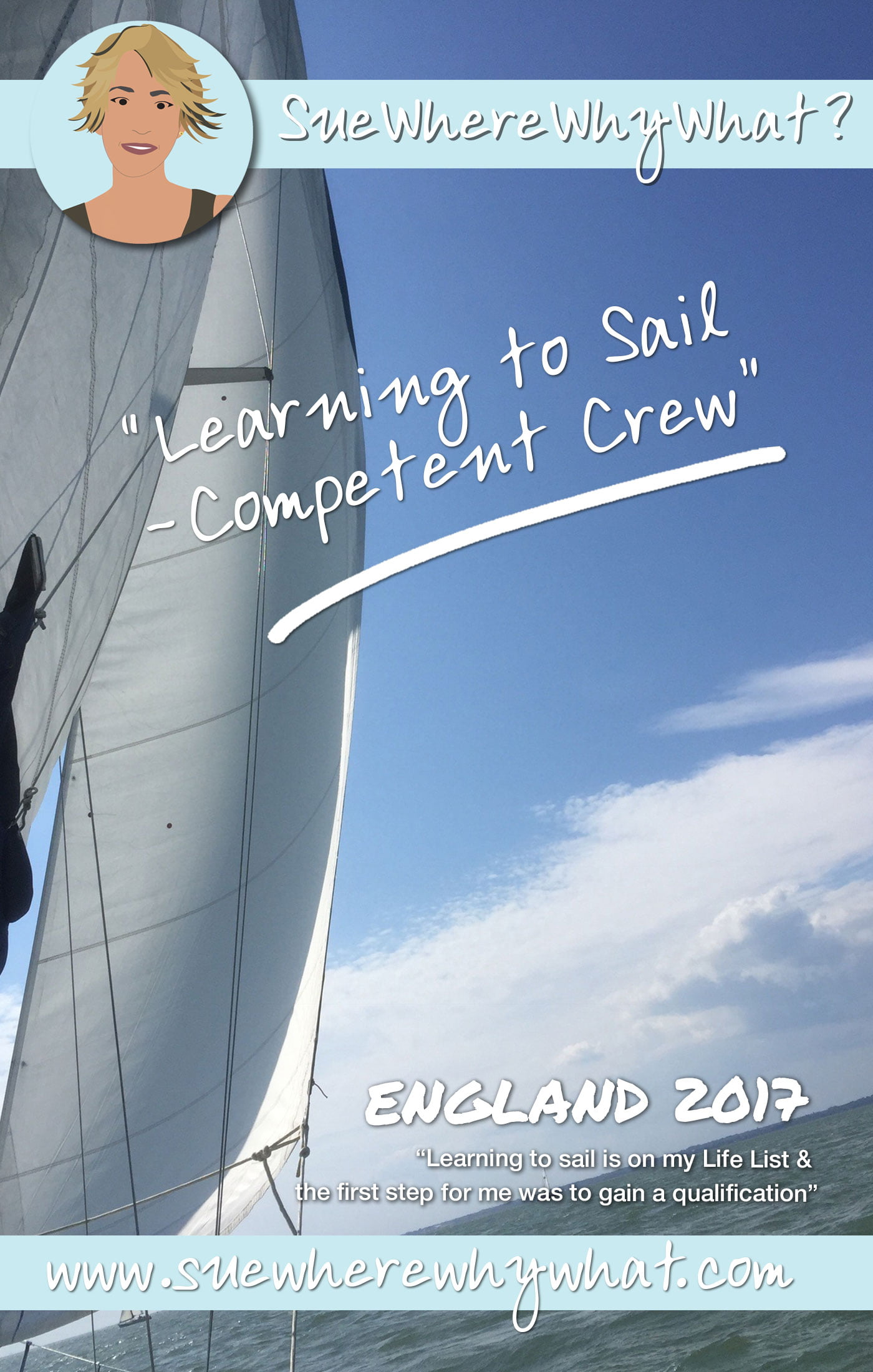 Learning to Sail – Competent Crew