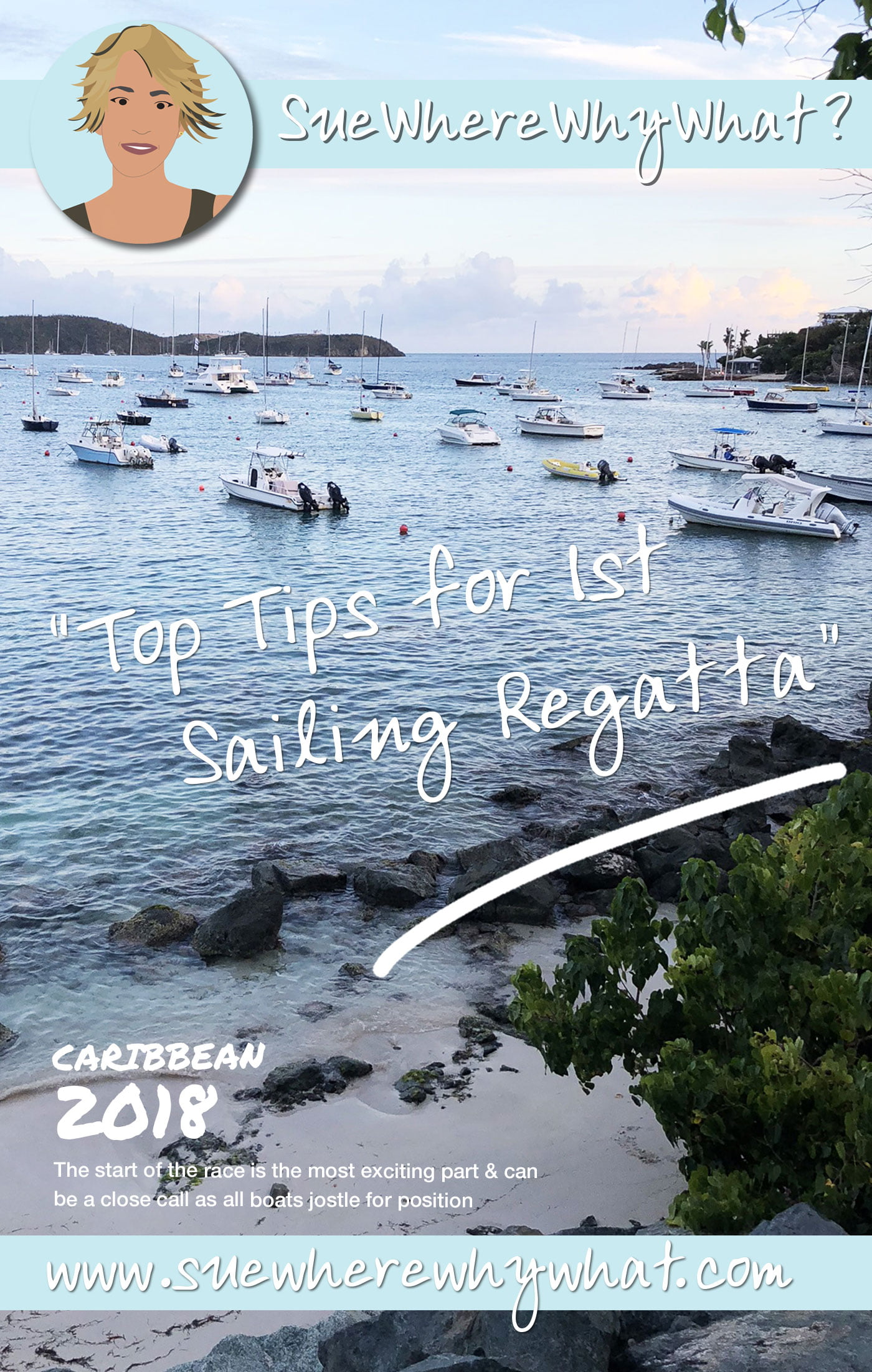 6 Top Tips On Taking Part In Your First Sailing Regatta