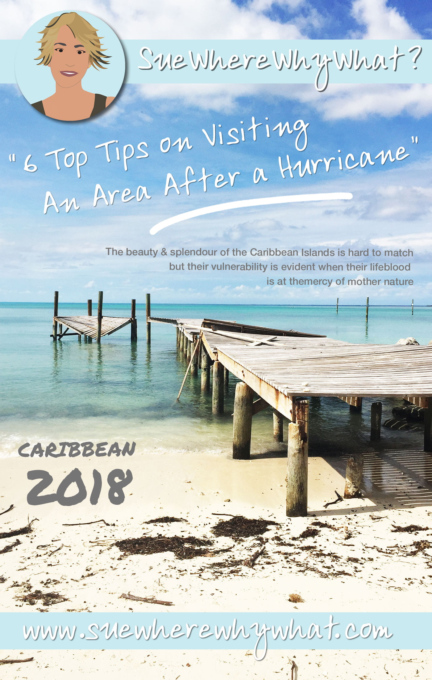 6 Top Tips on Visiting An Area After a Hurricane