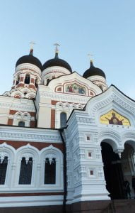 Alexander Nevsky Cathedral, Tallinn. Top 15 Things To Do In Tallinn Old Town, Estonia