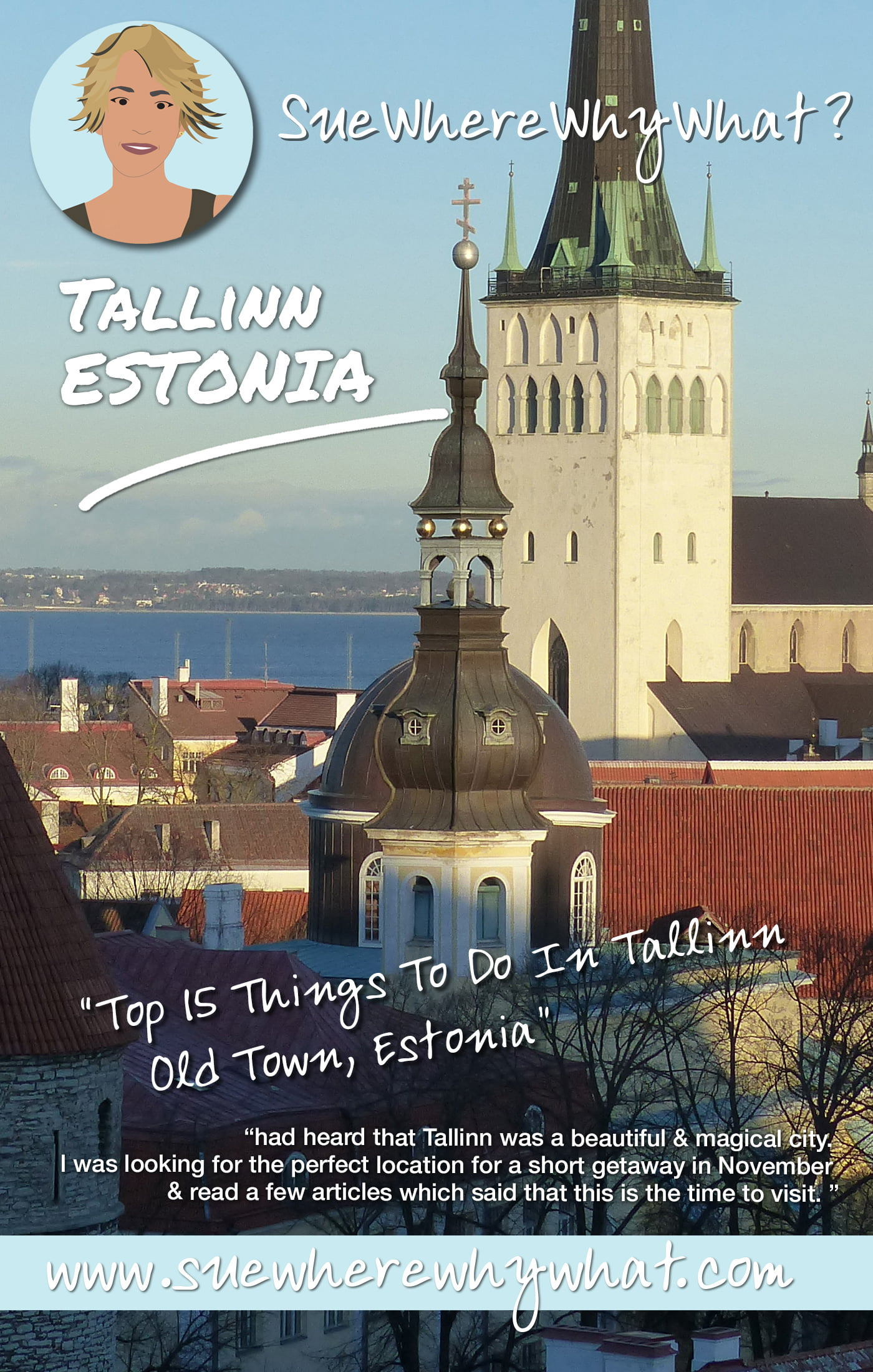 Top 15 Things To Do In Tallinn Old Town, Estonia