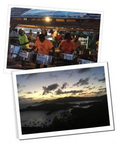Shirley Heights at dusk and with a steel band on Sunday night, Antigua, 20 Best Things To Do In Antigua - A Local Perspective