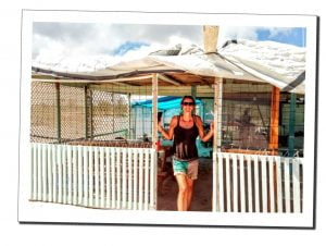 SWWW at the Lobster Lunch bar, Barbuda, A Day Trip To Barbuda – Reasons Not To Miss