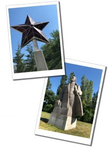 Soviet Statues at the Museum of Socialist Art