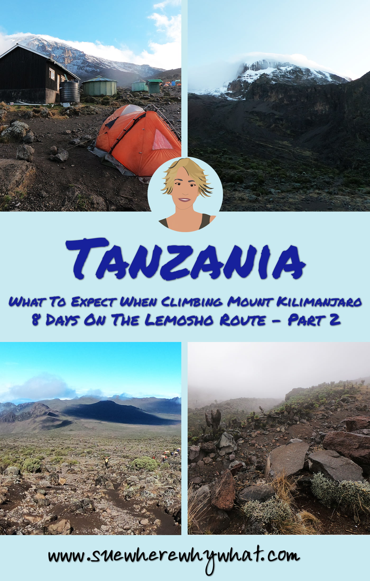 What To Expect When Climbing Mount Kilimanjaro. 8 Days On The Lemosho Route – Part 2