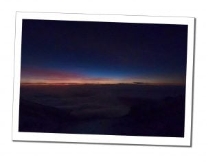 Summit, sunrise, Kilimanjaro