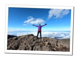 Top of the Baranco Wall, Kilimanjaro - What To Expect When Climbing Mount Kilimanjaro