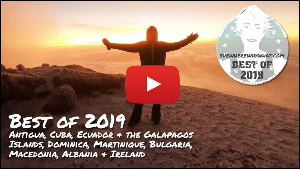 The Best of my trips 2019