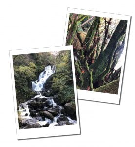 Torc Waterfall, Ireland's Beautiful Wild Atlantic Way in 5 Days – Kerry & Cork