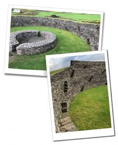 Stone Fort, Ireland's Beautiful Wild Atlantic Way in 5 Days – Kerry & Cork
