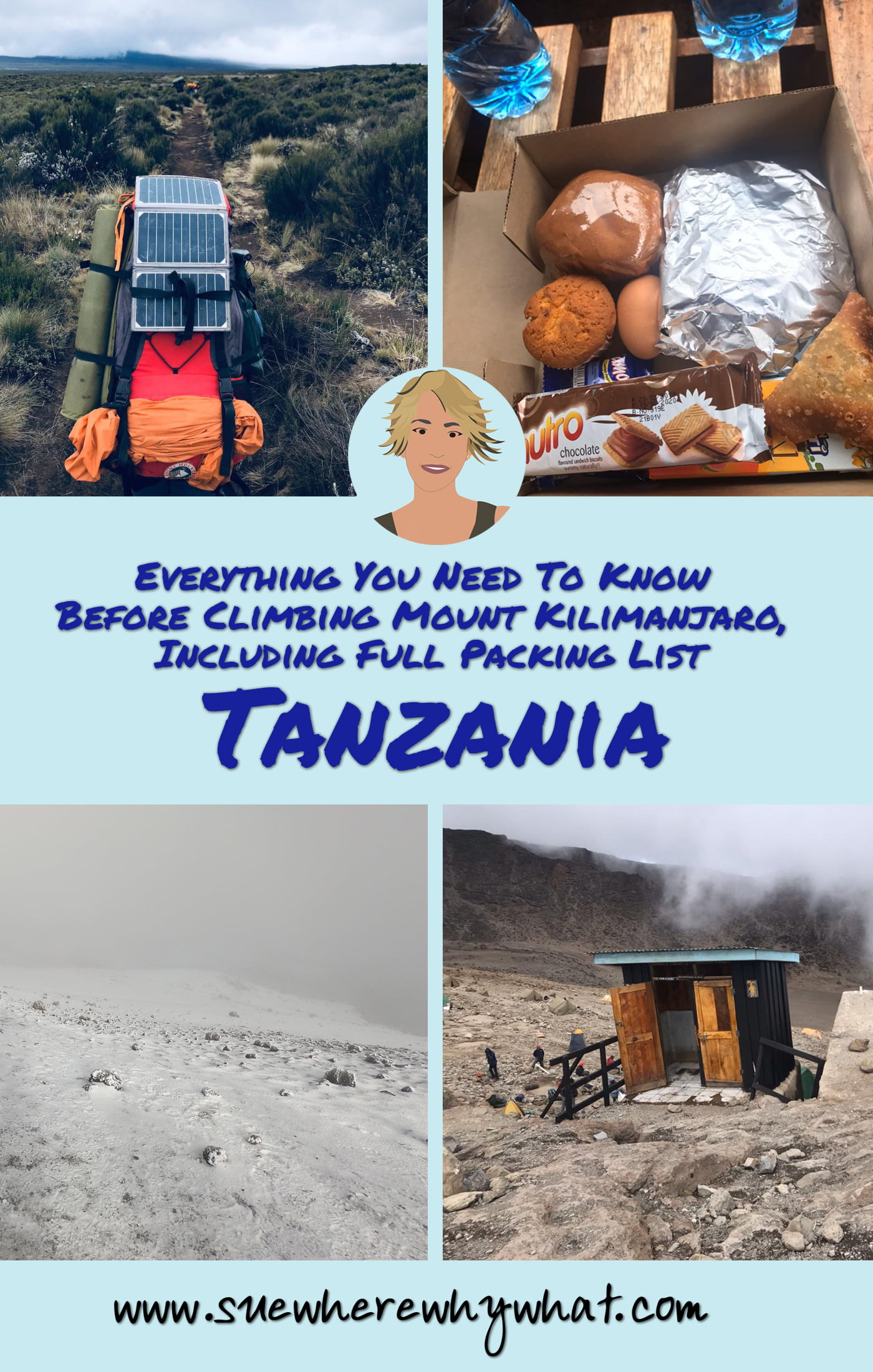 Everything You Need To Know Before Climbing Mount Kilimanjaro, Including Full Packing List