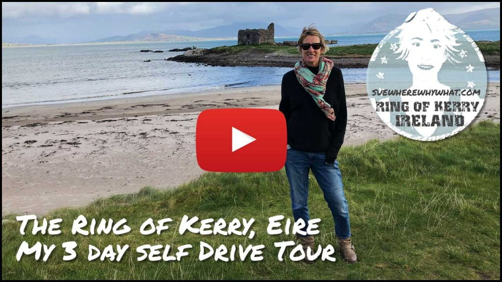 The Ring of Kerry, My 3 day self Drive Tour - Ireland