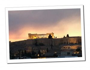 Airb'n'b can place you right in the heart of a city like Athens - Travel for singles over 40