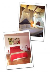 Your bed can vary at each different accommodation - Travel for singles over 40