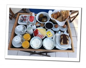 Breakfast will vary depending on your type of accommodation - Travel for singles over 40
