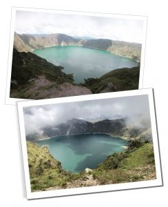 Lake Quilotoa - Top 16 Tips for Hiking as a Woman Alone
