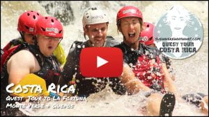 Costa Rica - Taking the Quest Tour to La Fortuna, Monte Verde & Quepos with G Adventures
