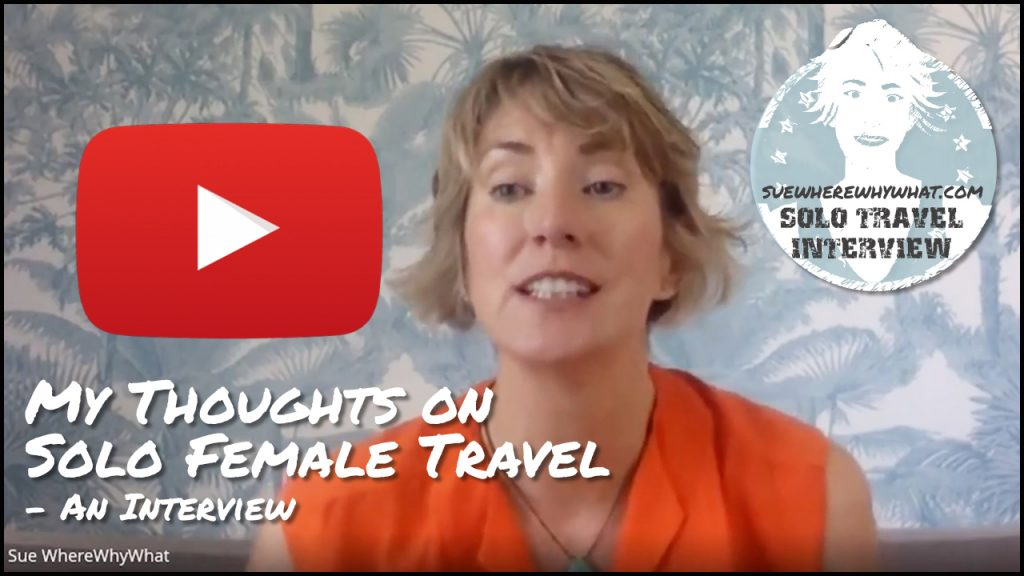 My Thoughts on Solo Female Travel - An Interview with @MarPagesTWL