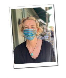 SWWW in face mask - Top Tips to Travel Safely during COVID 19