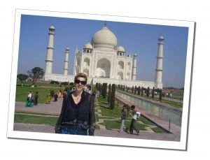SWWW Taj Mahal, India - Safety Tips for Travelling Alone