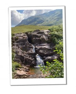 Highlands Waterfall, Best Things to do in Fort William, Scotland