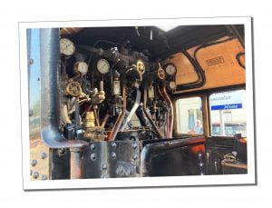 The Jacobite Train - Engine Room - Everything You Need to Know to Ride & Photograph the Hogwarts Train, Scotland