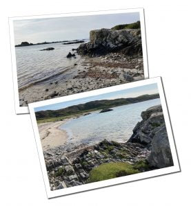 Top 10 Things to do on the Isle of Mull - Uisken Beach