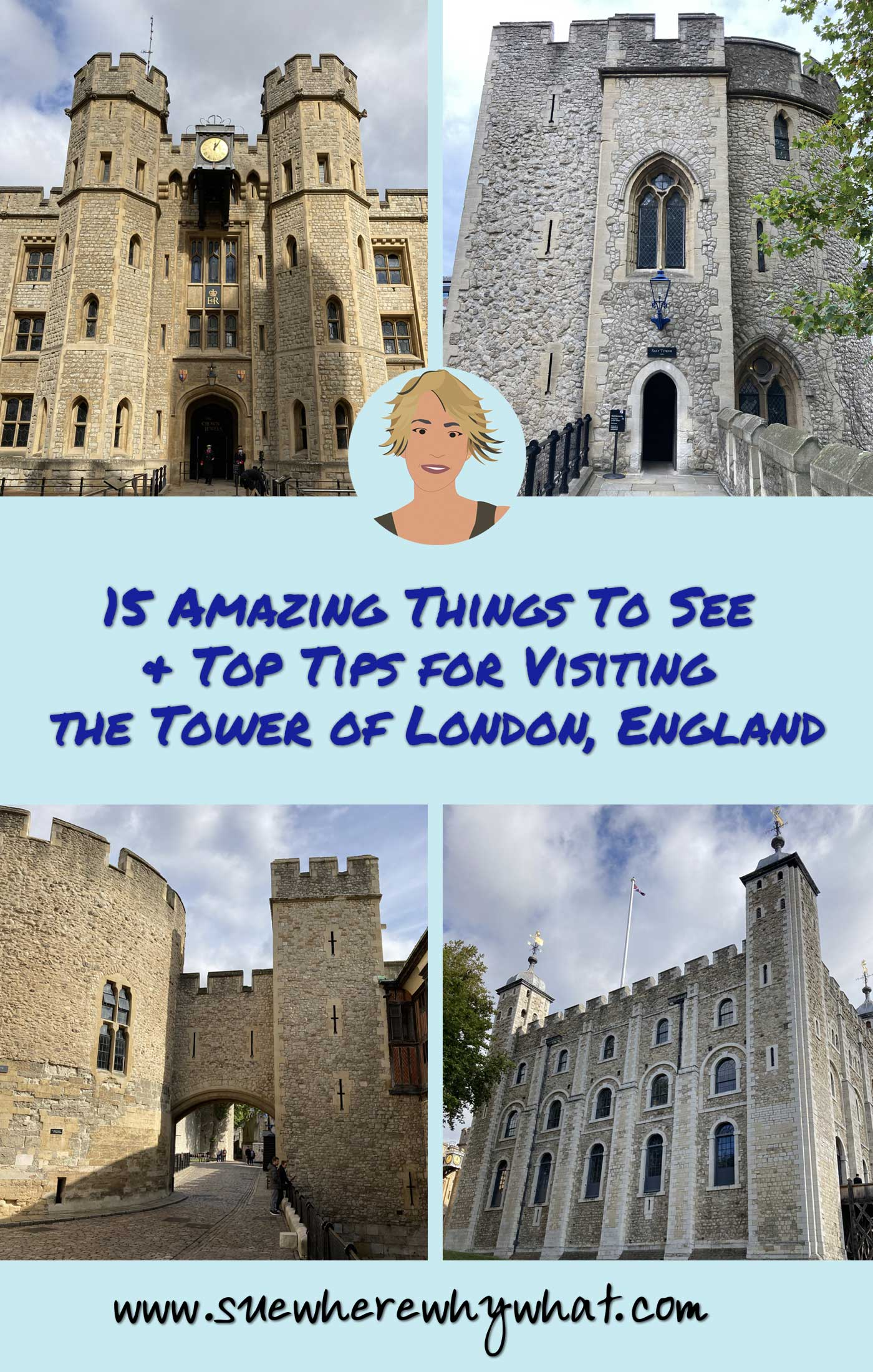 15 Amazing Things To See & Top Tips for Visiting the Tower of London