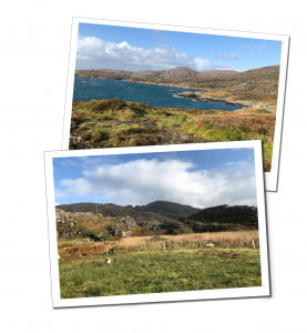 Allihies - The Ring of Beara Route. A Road Less Travelled on the Wild Atlantic Way in Cork