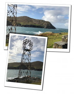Dursey Island, Ireland's Beautiful Wild Atlantic Way in 5 Days – Kerry & Cork