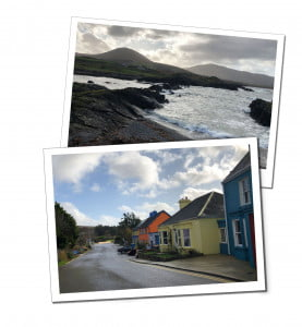 Eyeries - The Ring of Beara Route. A Road Less Travelled on the Wild Atlantic Way in Cork