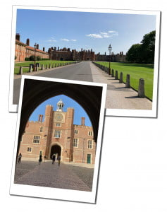 Outside Hampton Court - Ultimate Guide to Planning Your Perfect Hampton Court Day Trip