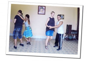 Havana Salsa Lessons. Learning about dance & embracing life in Cuba