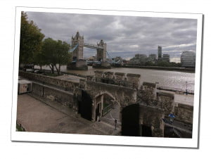 View to Tower Bridge The White Tower 15 Amazing Things To See & Top Tips for Visiting the Tower of London