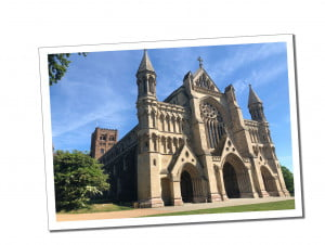 St Albans Abbey, 10 Important Lessons That A Year of Lockdown Life Taught Me