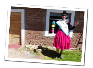 Traditional Costumes. An Amazing 2 Day Homestay in Lake Titicaca Uros Reed Island People Taquiles Island