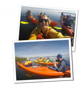 Kayaking An Amazing 2 Day Homestay in Lake Titicaca Uros Reed Island People Taquiles Island