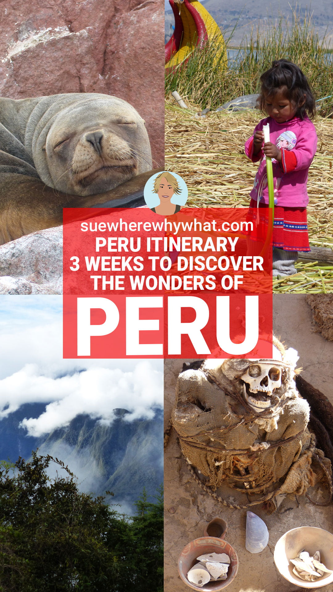Peru Itinerary – 3 Weeks to Discover the Wonders of Peru