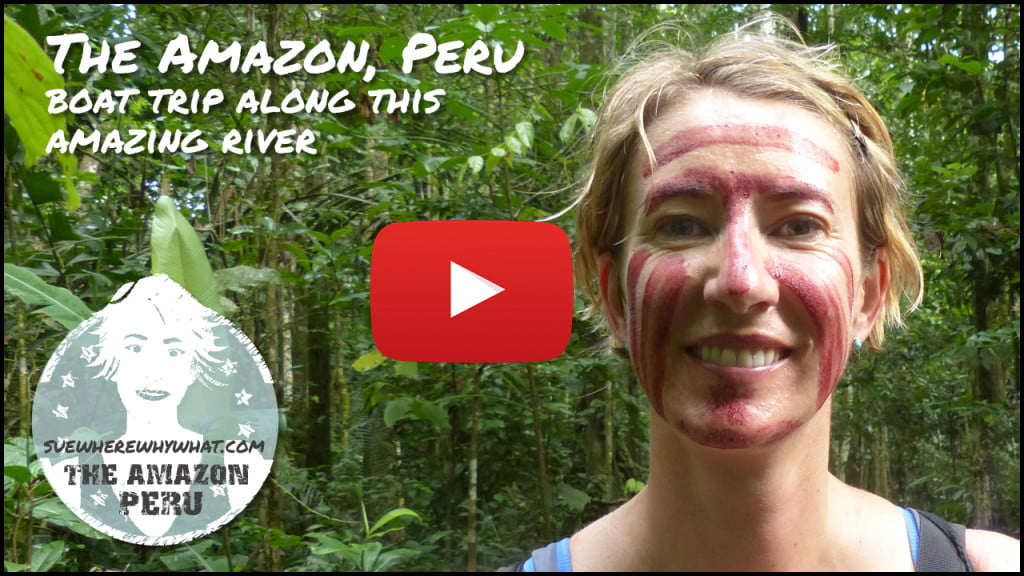 Youtube Thumbnail The Amazon A boat trip along this amazing river Peru