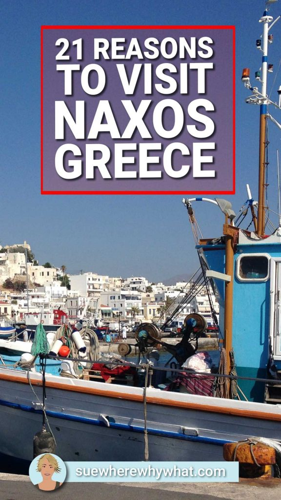 21 Best things to do in Naxos, Greece PIN