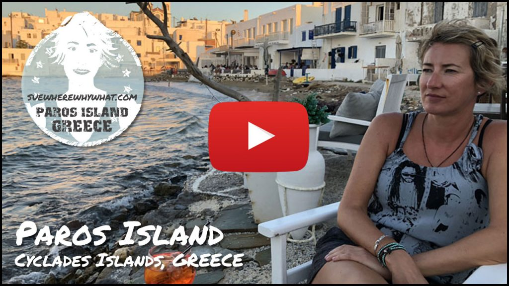 SWWW Youtube Thumbnail for Paros Island video