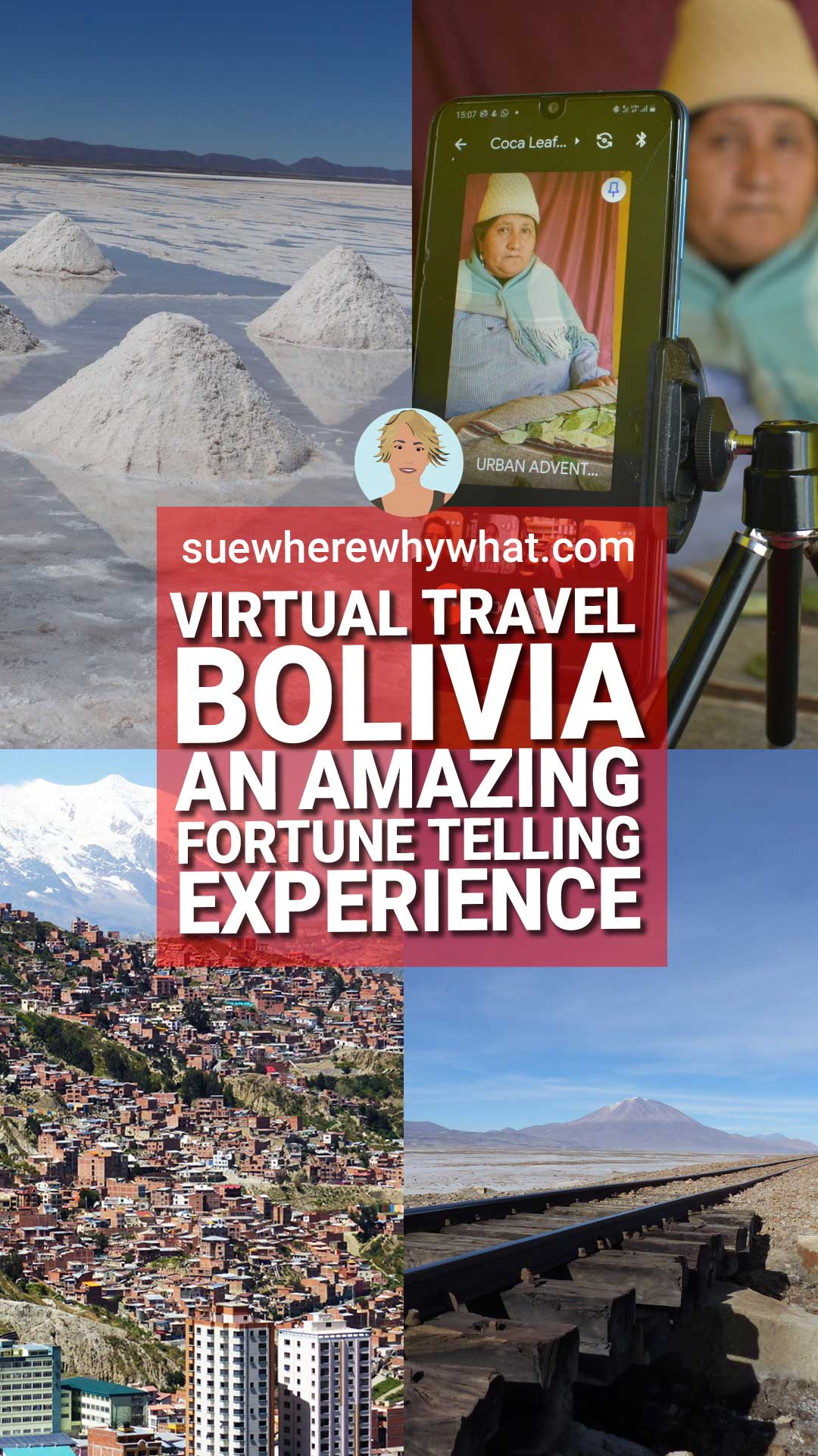 Virtual Fortune Teller Experience – Travelling to Bolivia Without Leaving Home
